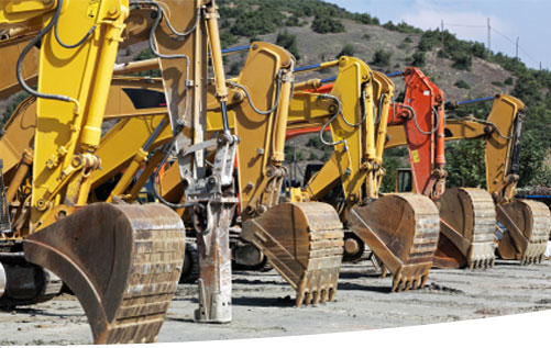 Commercial Oil | Excavators