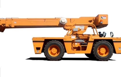 Commercial Oil | Mobile Crane